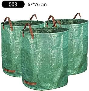 SKTNWH Bolsas De Hojas De Jardinería Bolsas De Almacenamiento De Jardín Bolsa De Desechos De Hojas Reutilizables Eliminación De Basura De La Cocina Bolsa De Compostaje Orgánico Hecho En Casa, C: Amazon.es: