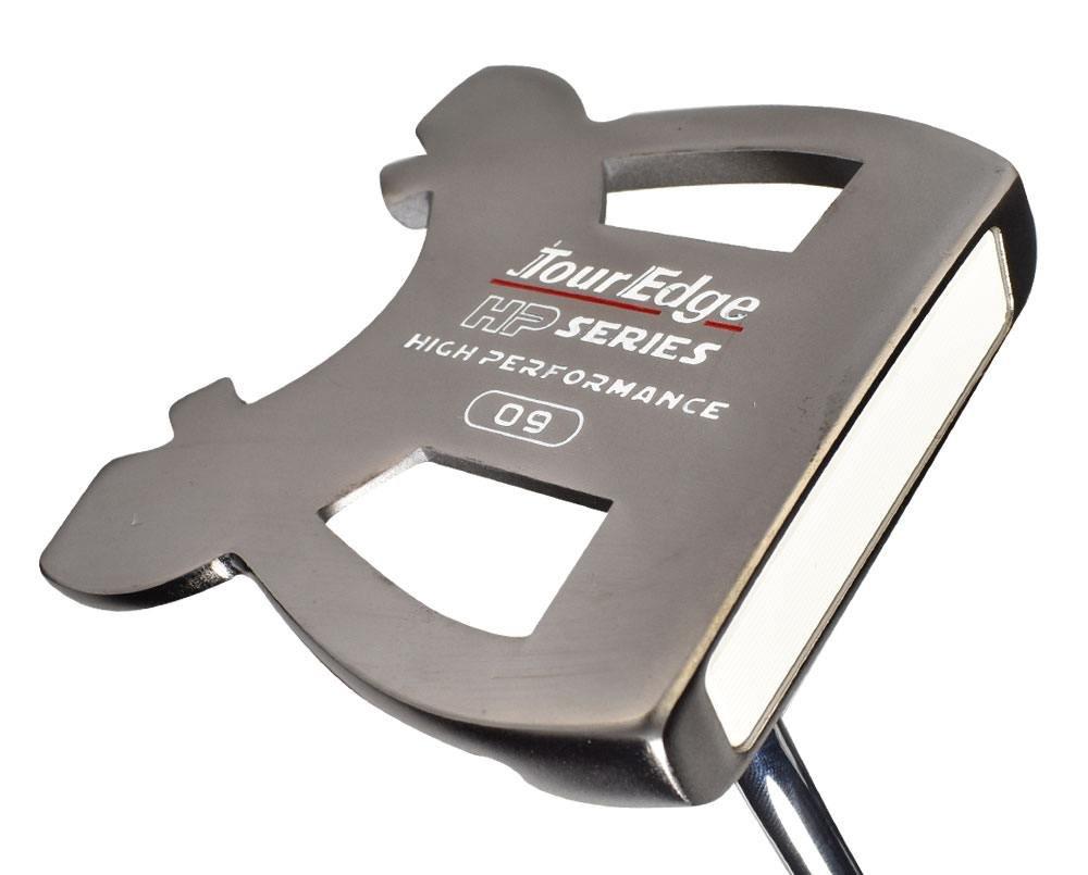 ツアーエッジHPシリーズブラックニッケルパター2018右9 35 B076678D85