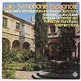 Lalo: Symphonie Espagnole / Saint-Saens: Introduktion und Rondo Capriccioso / Konstanty Kulka, Violine, Sinfonie-Orchester des Polnischen Rundfunks, Kazimierz Kord