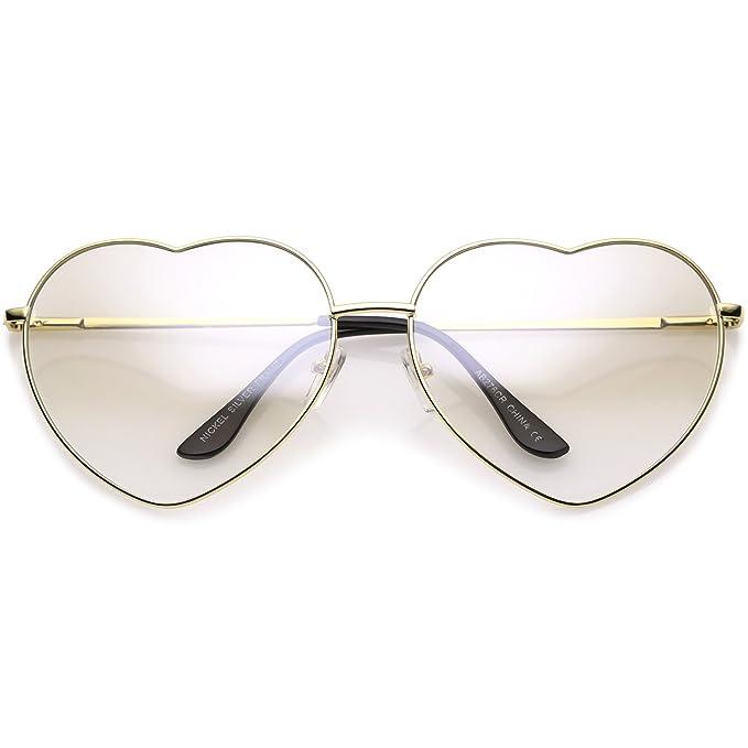 Amazon.com: sunglassla – Oversize metal anteojos de sol de ...