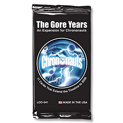 Chrononauts: The Gore Years: Looney Labs: Toys & Games