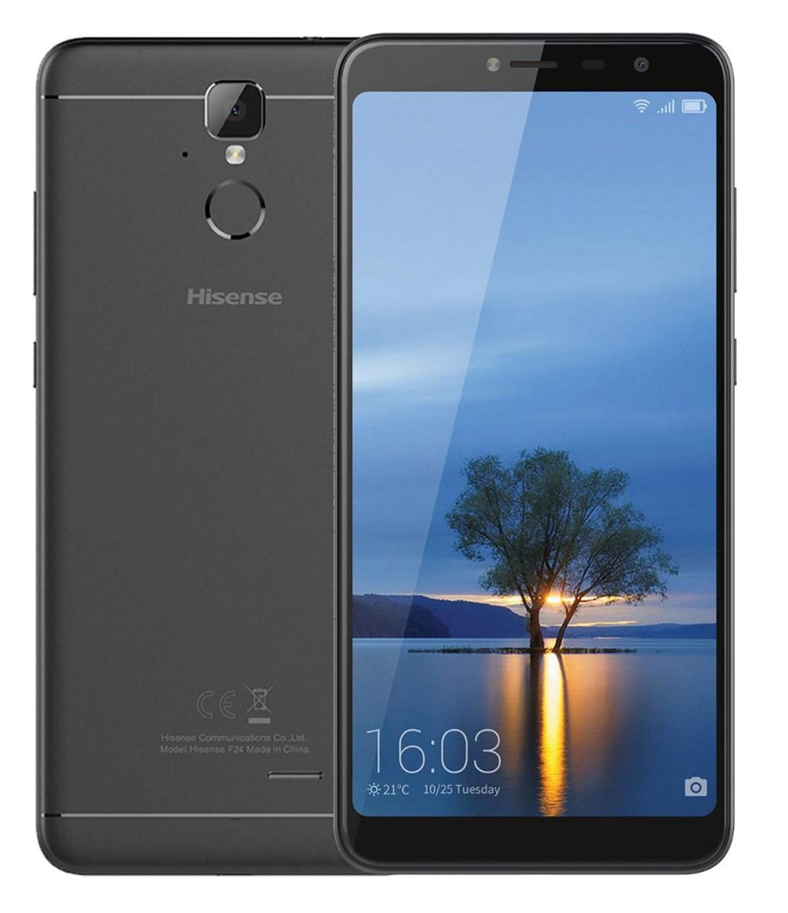 Hisense Infinity F24 16GB GSM Unlocked 6