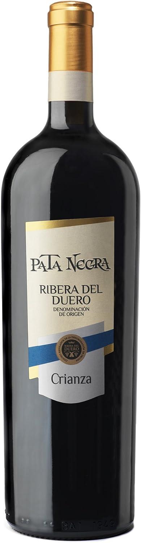 Pata Negra Crianza Magnum - Vino Tinto D.O Ribera del Duero - 1 Botella x 1,5 L: Amazon.es: Alimentación y bebidas