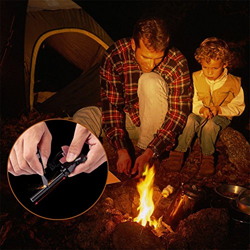 Emergency-Survival-Kit-10-in-1-Outdoor-Survival-Gear-Folding-Knife-Paracord-Bracelet-Emergency-Blanket-Fire-Starter-Flashlight-Whistle-Tactical-Pen-etc-Camping-Hiking-Survival-Trips