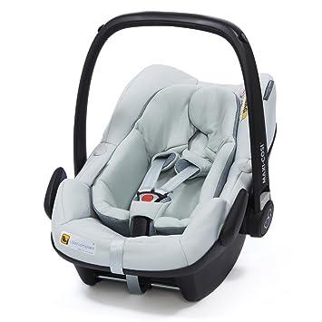 Gruppe 0+ sicherer i-Size Kindersitz nutzbar ab der Geburt bis 12 Monate 0-13 kg sparkling grey Maxi-Cosi Rock Babyschale