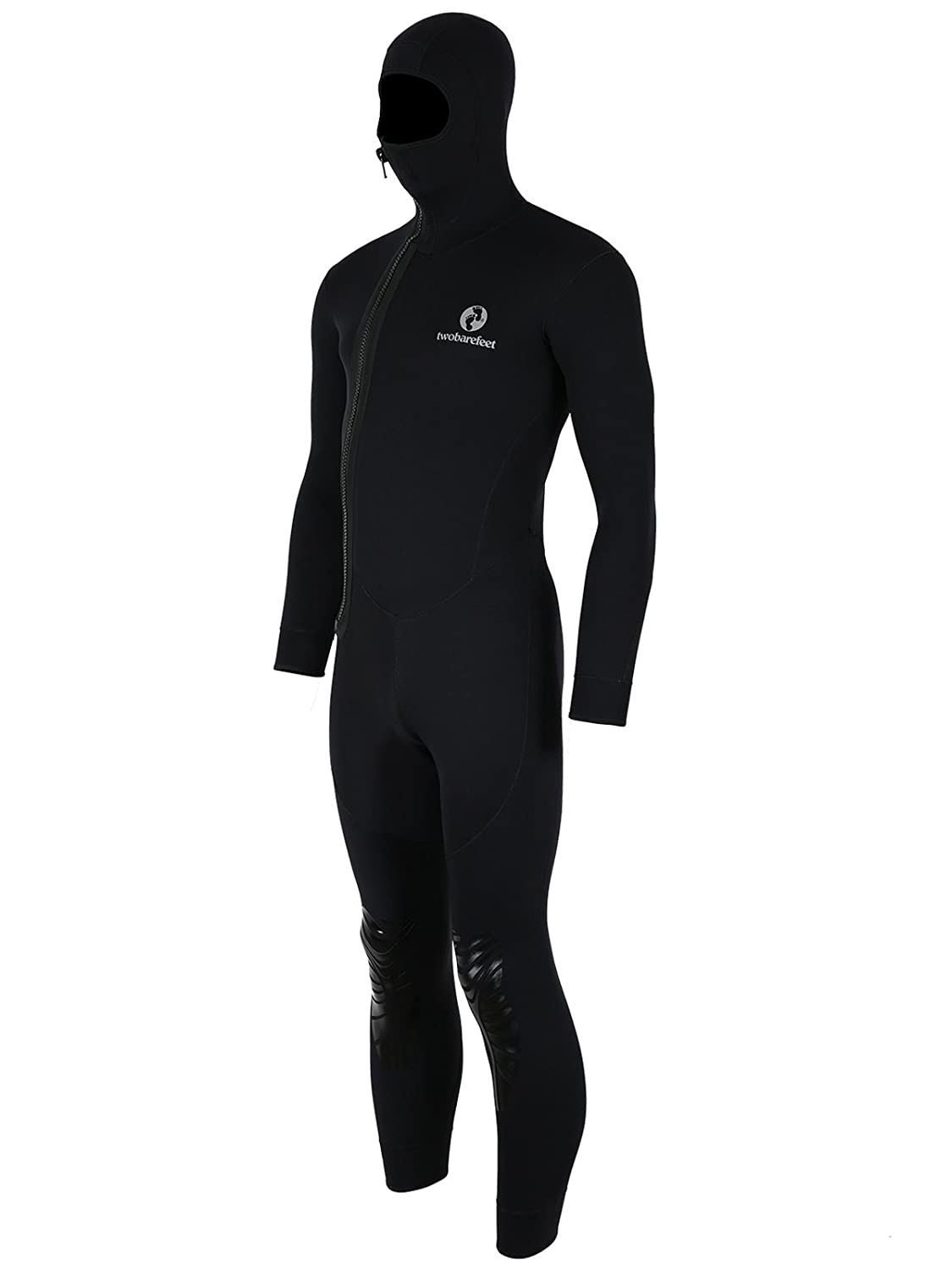 Two Bare Feet Arroyo Hooded 3mm Full Length Mens//Womens//Unisex Wetsuit for Diving Snorkeling and Watersports