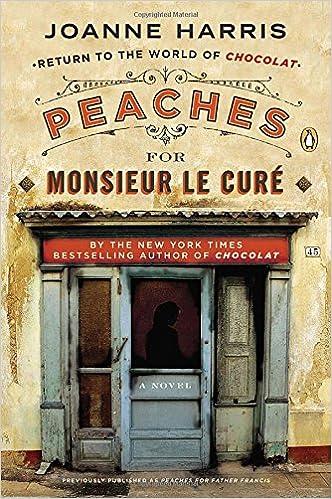 Peaches for Monsieur Le Cure (Chocolat)
