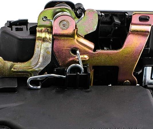 maXpeedingrods vorne links T/ürschloss f/ür Cordoba Ibiza III 6L VW Polo 9N 3B1837015AQ