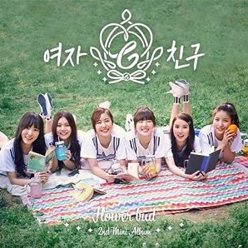 Gfriend Gfriend Flower Bud 2nd Mini Album Cd Photobook 1p Photocard Tracking Number K Pop Sealed Amazon Com Music
