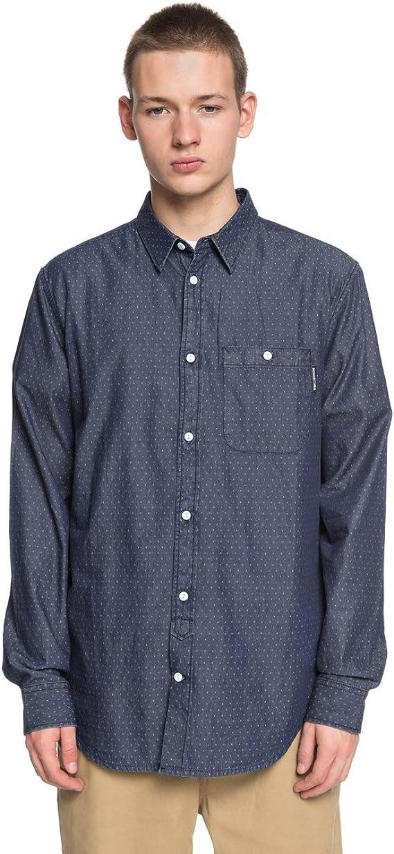 DC Shoes Swalendalen 2 - Camisa de Manga Larga para Hombre EDYWT03190: Amazon.es: Ropa y accesorios