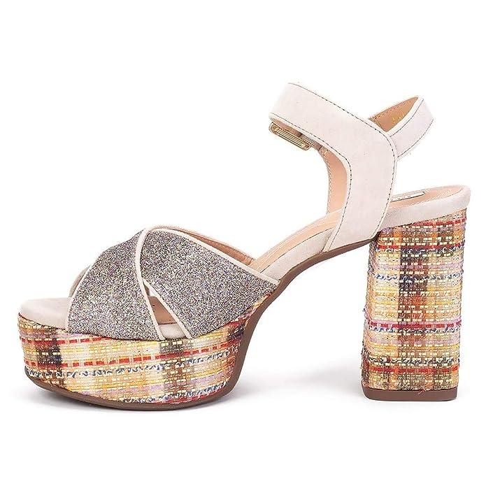 Vendita Consulta il negozio Geox Marilyse sandali Donna Geox