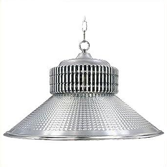 Industrielle Lumiere Led Usine Lampes Lustres Fibres Usine Atelier