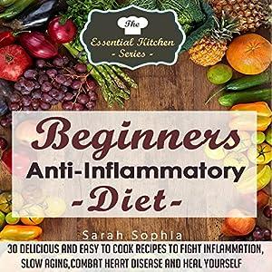 Beginners Anti-Inflammatory Diet Audiobook