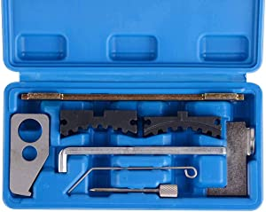 DA YUAN Engine Camshaft Tensioning Locking Alignment Timing Tool Kit for Chevrolet Alfa Romeo 16V 1.6 1.8