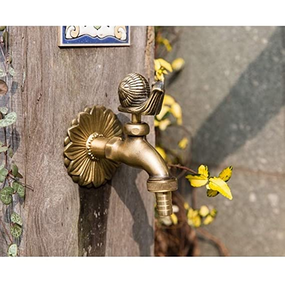 Amazon.com: iBalody Animal Decorative Antique Brass Garden ...