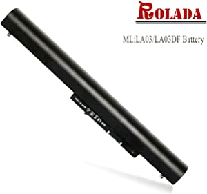 LA03 LA03DF LA03031DF New Laptop Battery for HP 15-F Series HP 14-Y Series; 15-F004WM 15-F001XX 15-F003DX HSTNN-DB6N HSTNN-IB6R 776622-001 775825-221-11.1V 31Wh 12 Months Warranty
