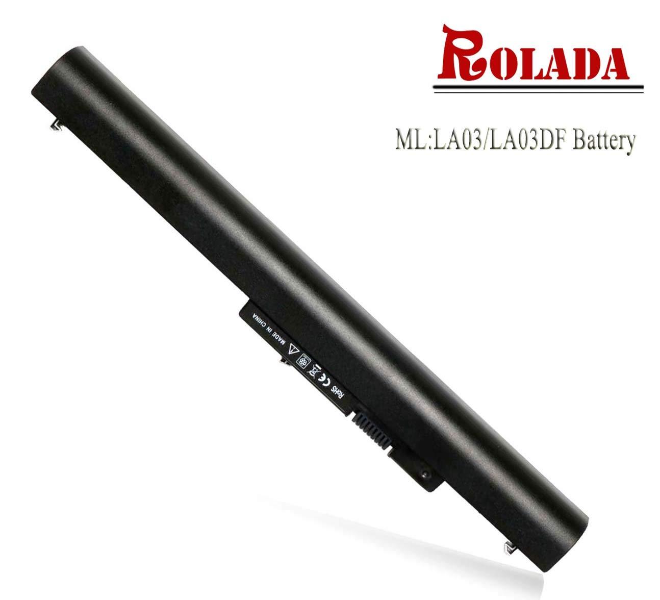 Bateria LA03 LA03DF LA03031DF para HP 15-F Series HP 14-Y Series 15-F004WM 15-F001XX 15-F003DX HSTNN-DB6N HSTNN-IB6R 776