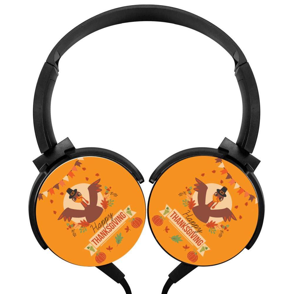 訳あり 感謝祭 七面鳥 ヘッドフォン B07H2BNDKN 3Dプリント オーバーイヤー 軽量 軽量 ヘッドフォン 子供用 ヘッドフォン メンズ レディース B07H2BNDKN, ドクターマーチン沖縄:d9a8bda7 --- nicolasalvioli.com