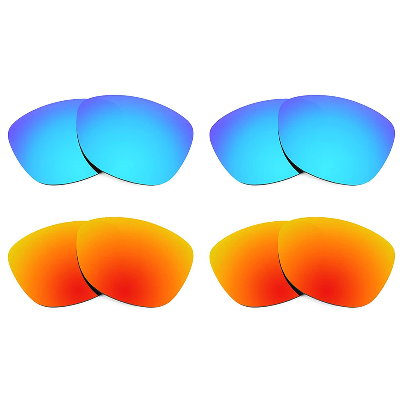 Oakley Frogskins LX 用Revant交換レンズ 偏光4 ペアコンボパック K022   B01CGXWNS0