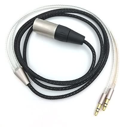 Sukira HIFI cable for Beyerdynamic T1 2nd / T5p Second Generation headphones Balance Line (4