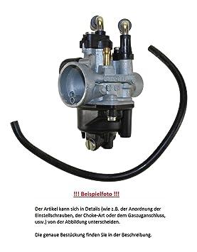 Carburador Dellorto phbn 16 NS tipo 03154