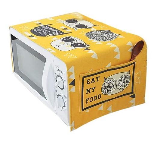 Koala Superstore - Funda para horno de microondas (antiaceite, con ...