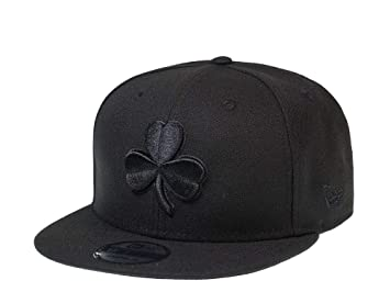 A NEW ERA Era Boston Celtics Black Shamrock Edition 9Fifty - Gorra ...