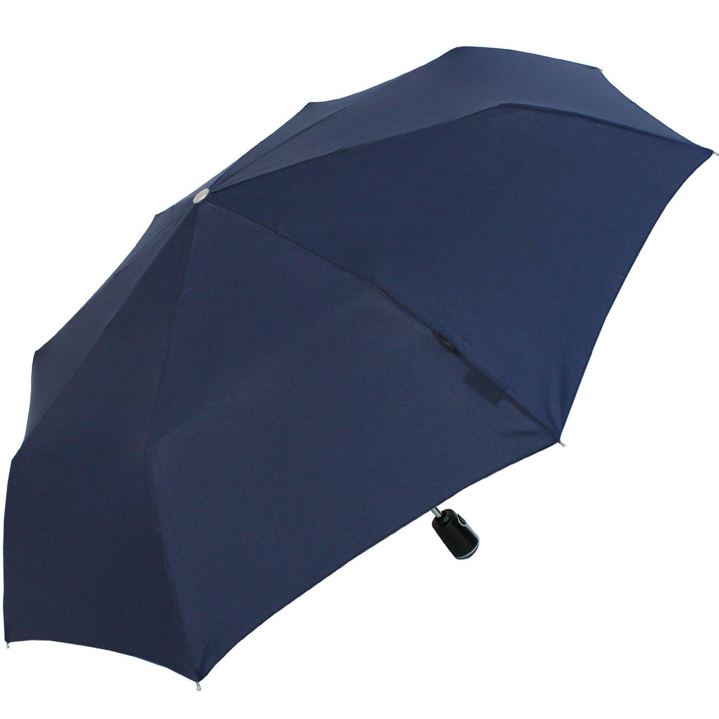 Knirps Duomatic - Paraguas grande de bolsillo Azul azul marino 97 cm: Amazon.es: Equipaje