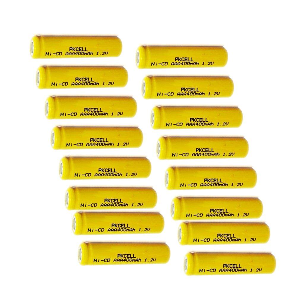 Nickel cadmium Rechargeable batteries aaa 400mAH