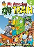 My Amazing Pop-up Train, Carson-Dellosa Publishing Staff, 0769662188