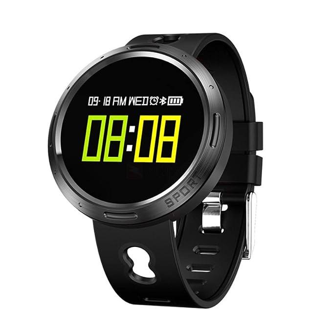 Muvit MIOSMW012 Reloj Inteligente Negro OLED 2,41 cm (0.95