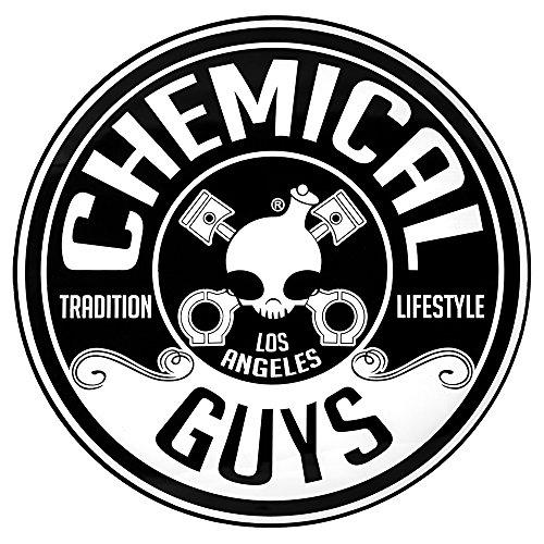 Chemical Guys BAN801 Embossed Metal Tin Sign