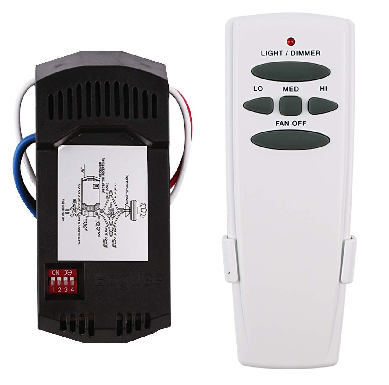 Best Rated In Ceiling Fan Remote Controls  U0026 Helpful