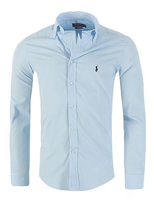 12e15660b1d Ralph Lauren Men s Shirt Classic Slim Fit S-M-L-XL-XXL