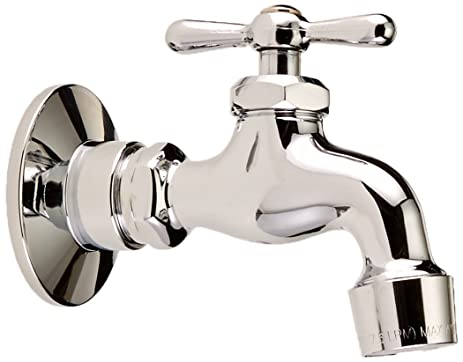 homewerks 3210161chbz single handle wallmount faucet with aerator
