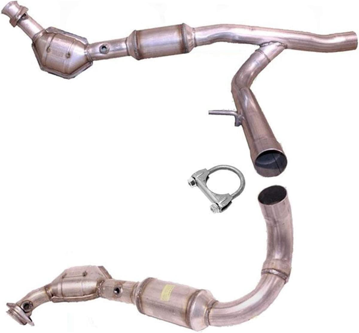 MagnaFlow 24090 Direct Fit Catalytic Converter Non CARB compliant