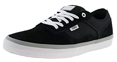 5a6ea9d467 Vans Bedford Low Off the Wall poly black white