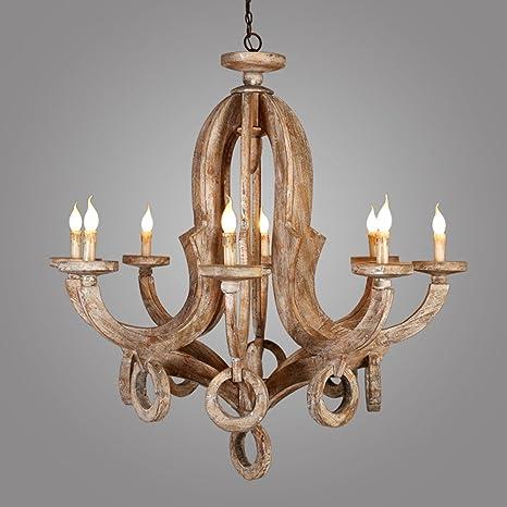 cottage style lighting. Lovedima Audrey Cottage Style Distressed Wood 8-Light Pendant Candelabra  Chandelier Ceiling Lighting Cottage Style Lighting