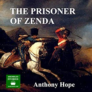The Prisoner of Zenda Hörbuch