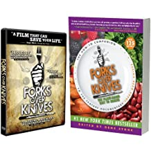Forks Over Knives (Book & DVD Combo Package)
