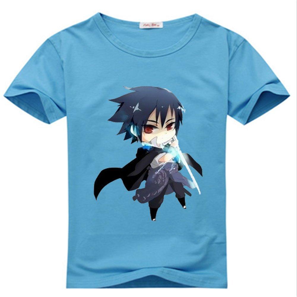 Amazon.com: Guihua Guan Mens T-shirts HOKAGE Naruto ...