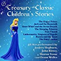 Treasury of Classic Children's Stories Audiobook by Oscar Wilde,  Brothers Grimm Narrated by Audrey Hepburn, John Ritter, Sharon Stone, Orson Welles