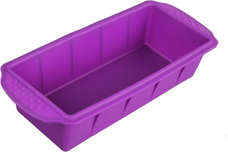 GMMH 4250888317615 Moule /à cake Moule en silicone violet