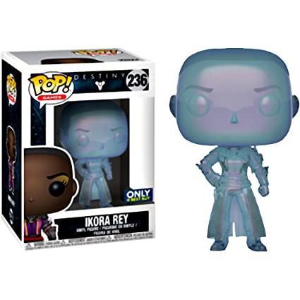 2eb0e4fcd77 Funko Ikora Rey (Best Buy Exclusive)  Destiny x POP! Games Vinyl Figure + 1  Video Games Themed Trading Card Bundle   236 30167