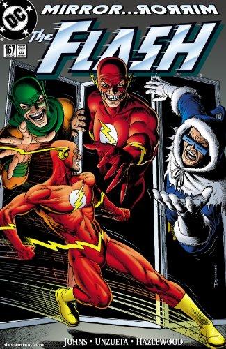 The Flash (1987-) #167 - 167 Flash
