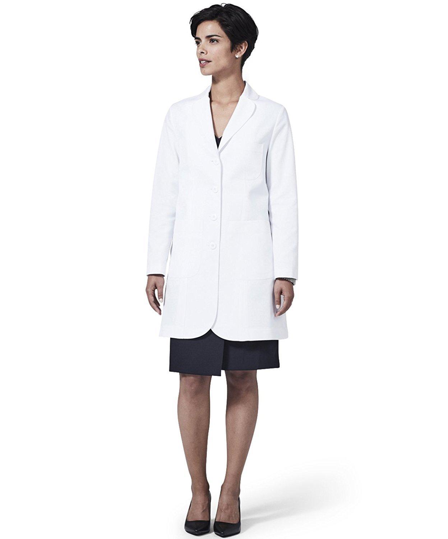 Medelita Women's Ellody Petite Slim Fit M3 - Size 4, White, Petite