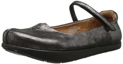 Kalso Earth Shoes , Damen Skateboardschuhe Zinnfarben