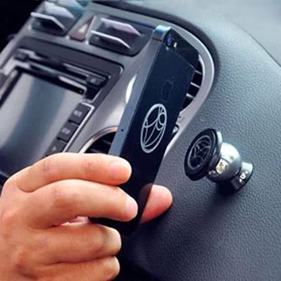 check out 22e8b d5e43 Universal Mobile Cell Phone GPS Car Magnetic Dash Mount Holder For iPhone 6  plus