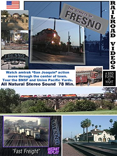 Union Pacific Train Crew (The Streets of Fresno)