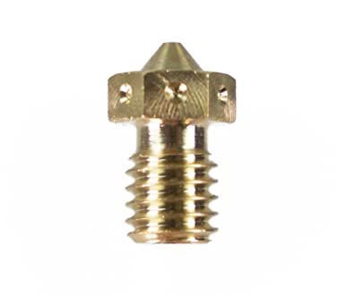 E3d Genuine Brass V6 Nozzle 1.75mm Selling Well All Over The World various Sizes